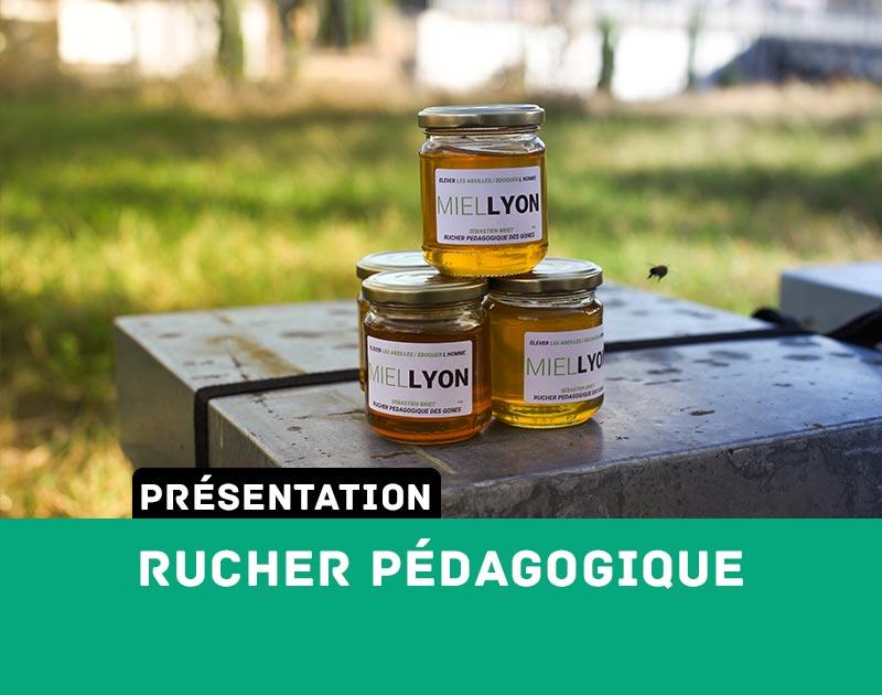 [Présentation] Le Rucher Pédagogique Des Gones