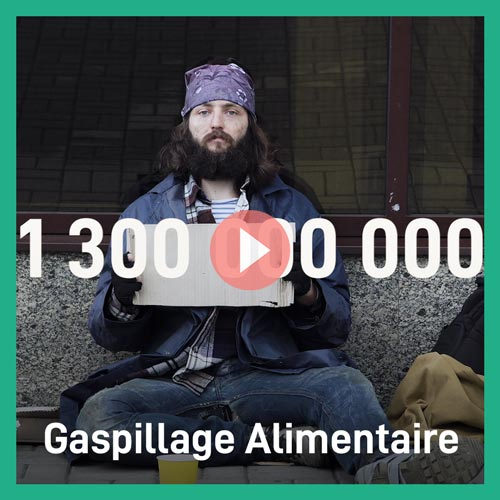 Miniature 1 300 000 000 Gaspillage alimentaire