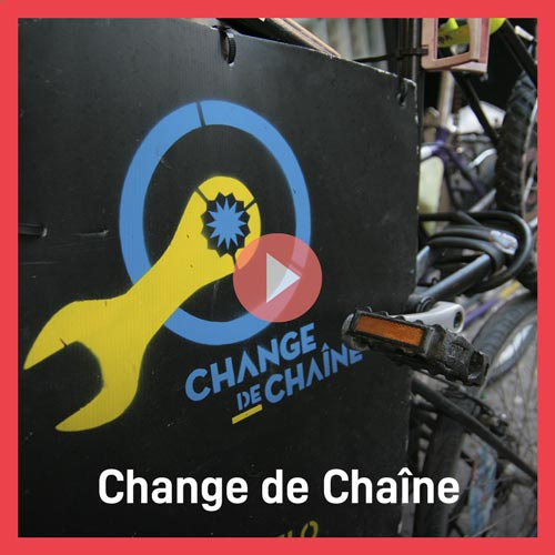 Miniature Change de Chaine