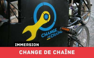 Immersion Change de Chaine Miniature AssoDiscovery