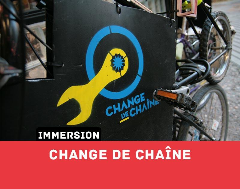 [Immersion] Change de Chaîne